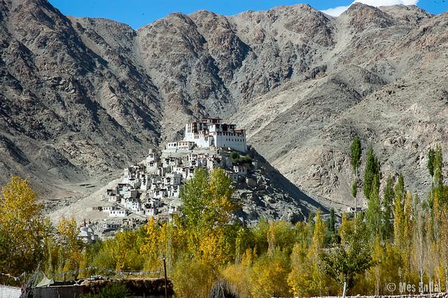 Monasterio de Chemrey