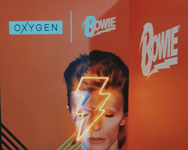 David Bowie, The Rolling Stones and RUn DMC x Oxygen