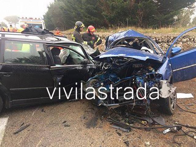 incidente mortale statale 100