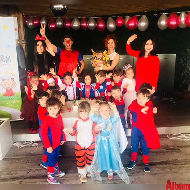 Meltem Çocuk Yuvası yeni yıl balosu -3