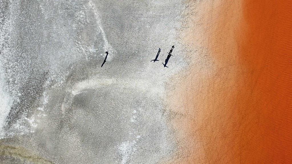 Uyuni - Laguna Colorada - Drone