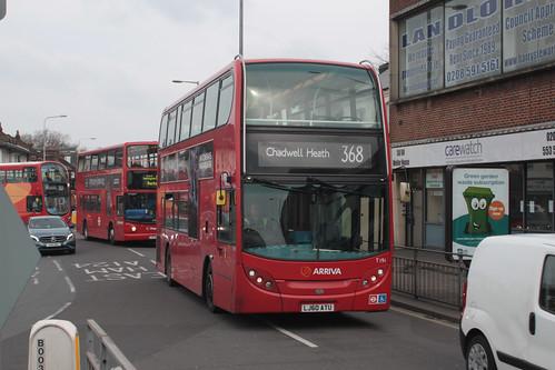 Arriva London T191 LJ60ATU