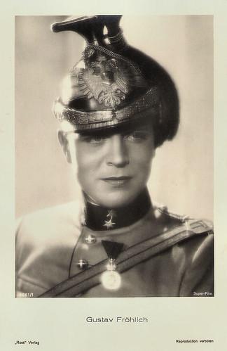 Gustav Fröhlich in Liebeskommando (1931)
