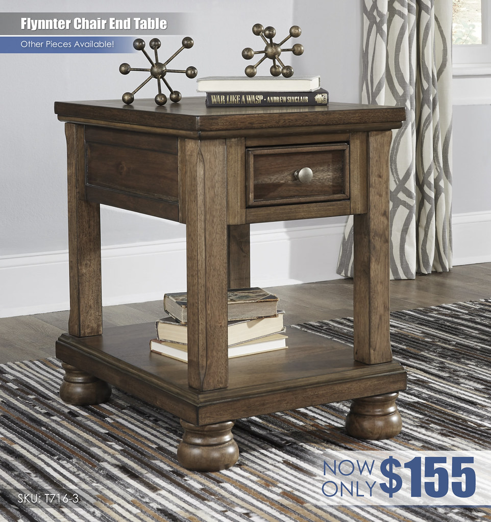 Flynnter Chair End Table_T716-3