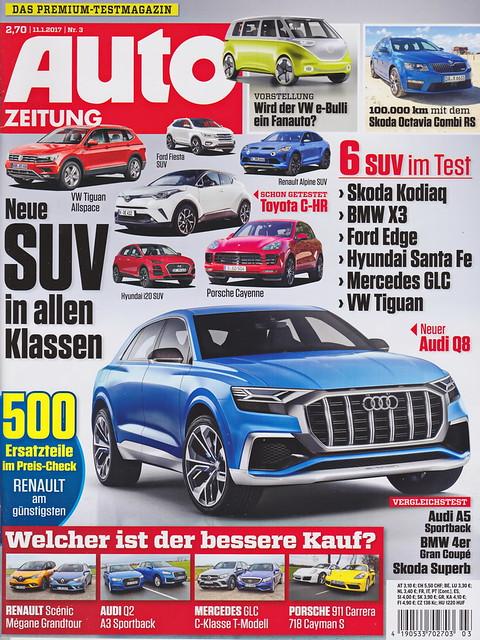 Auto Zeitung 3/2017