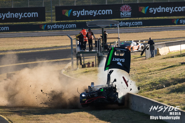 Australian GT - Sydney Motorsport Park - 2017