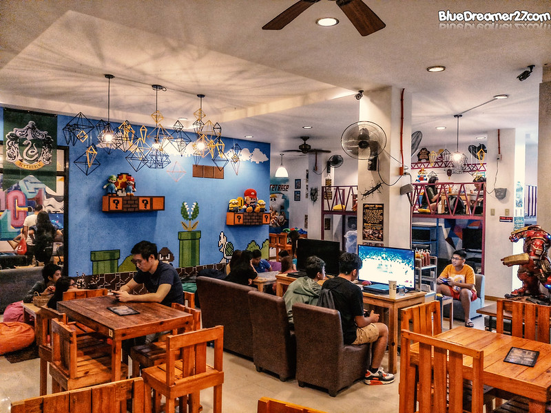 Secret Base Lounge And Board Game Cafe A Geeks Haven