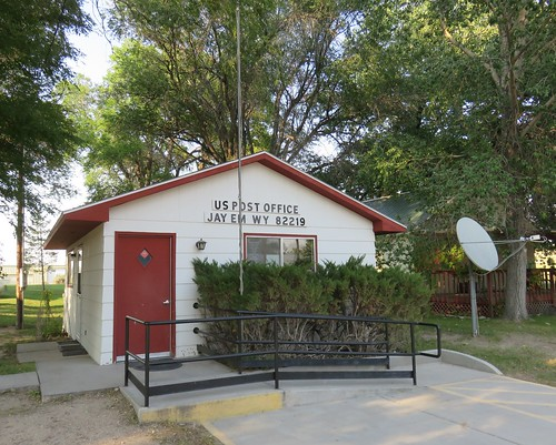 Post Office 82219 (Jay Em, Wyoming)