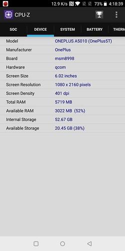 OnePlus 5T ベンチマークテスト (20)