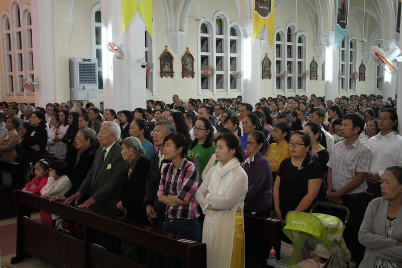 Thánh Lễ Truyền Chức Linh Mục Giáo Phận Qui Nhơn - Ảnh minh hoạ 35