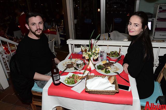 Rıhtım Restoran yıl başı kutlaması