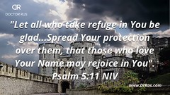 Psalm 5 - Take Refuge In Him