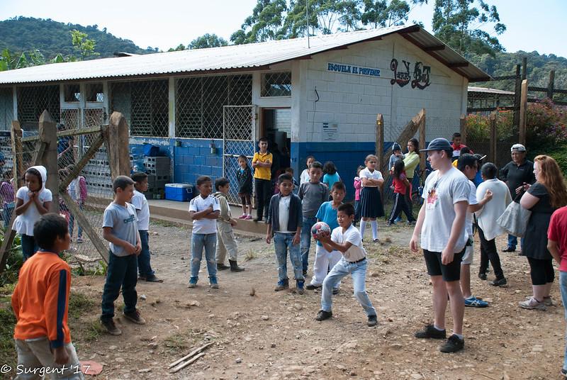 SchoolBox Trip Nicaragua 2017 - El Porviner School