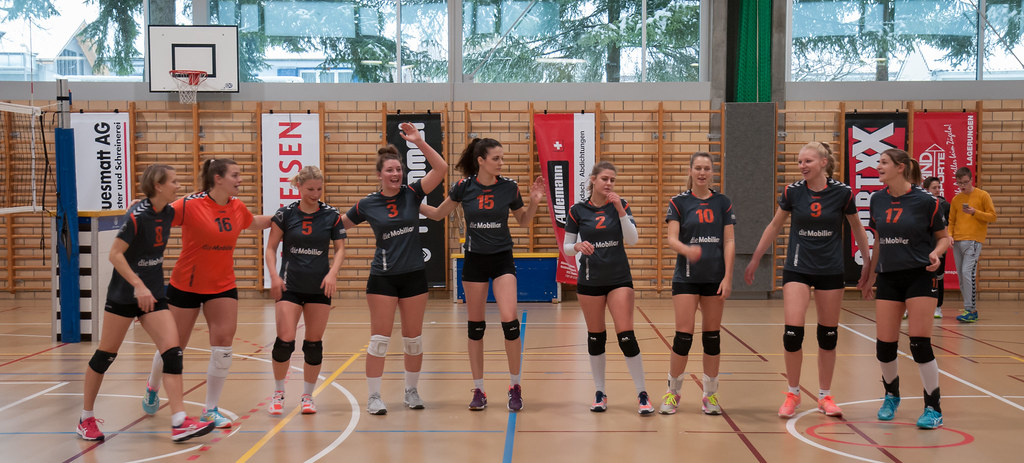 NLB vs Glariona (Swiss Volley Cup)