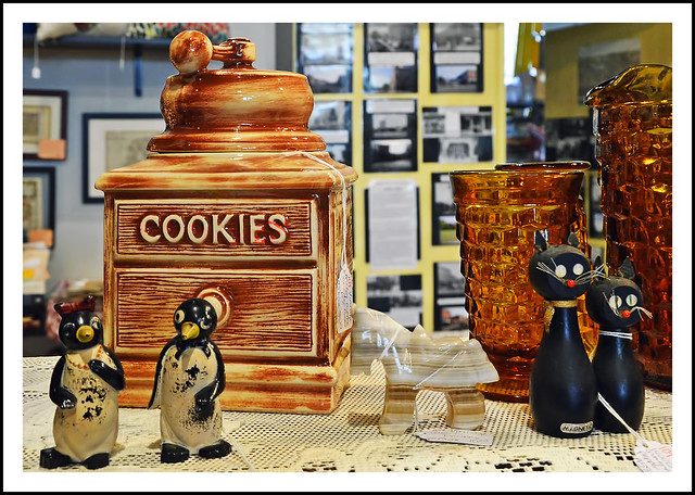 Cookies and Characters - River Raisin Antiques