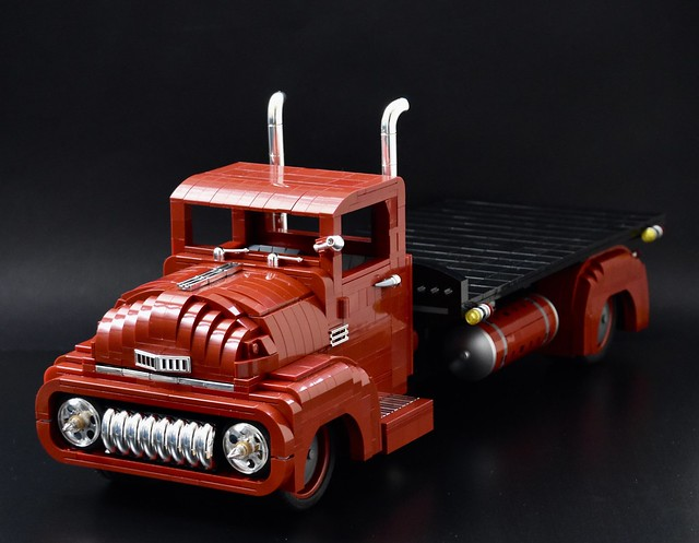 1950's Flat Bed