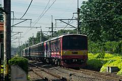 JR205;Red Line;Stasiun Duren Kalibata