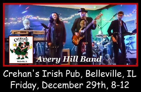 Avery Hill Band 12-29-17