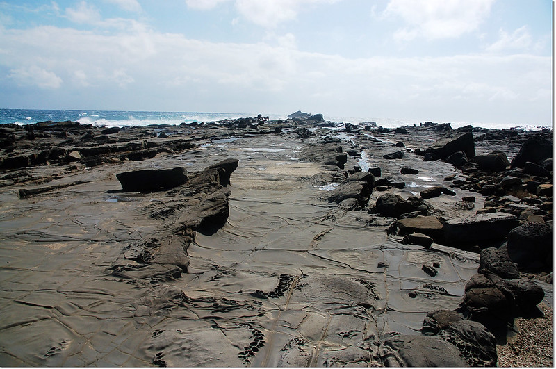 海蝕平台 2