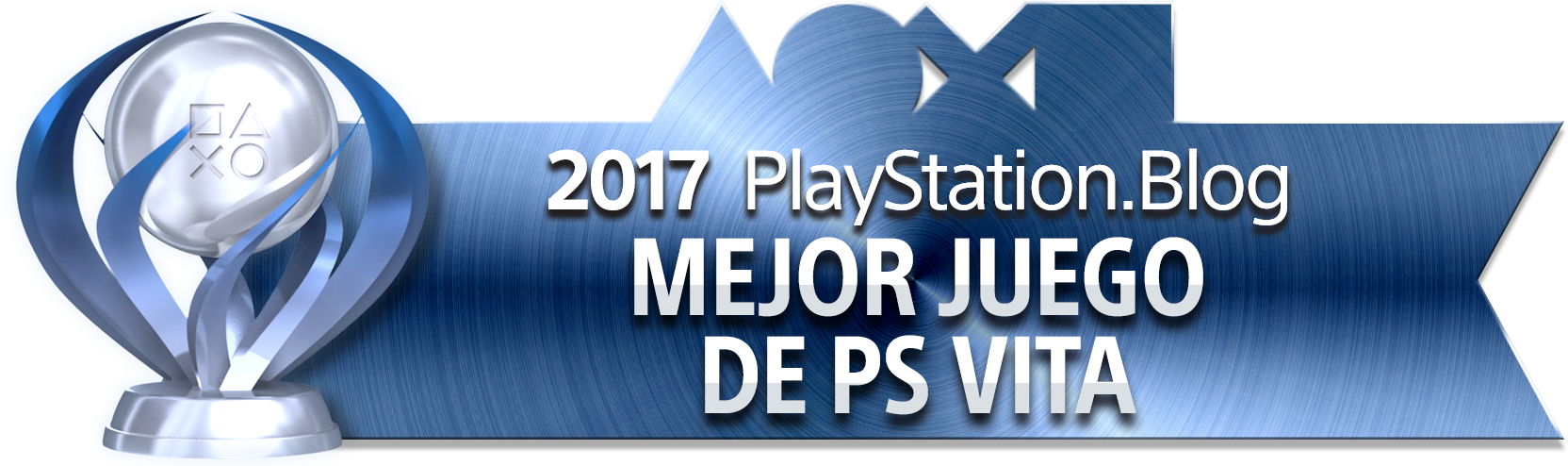 PlayStation Blog Game of the Year 2017 - Best PS Vita Game (Platinum)