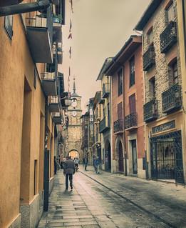 Calle del Reloj, Ponferrada