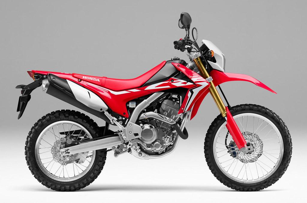 Honda CRF 250 L 2018 - 7