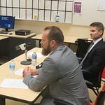 Matt Milovick addresses crowd  Jan 3, 2018)