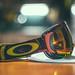 Nové Oakley Canopy Rasta / Fire Iridium - fotka 1