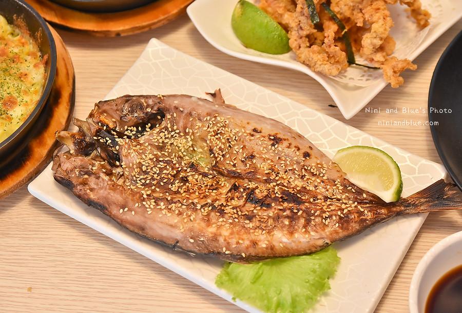 台中北屯雲鳥日本料理15