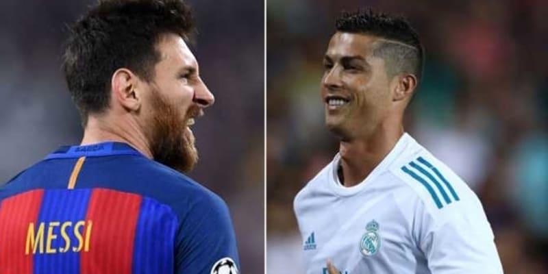 Messi Marah Karena Ronaldo Bisa Menangkan Ballon d'Or 2017