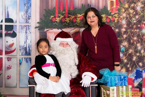 Santa at Teecs-4