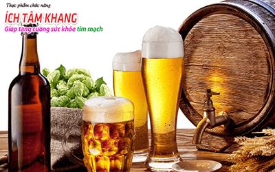 Người bệnh huyết áp cao nên hạn chế uống rượu bia hay các chất kích thích khác