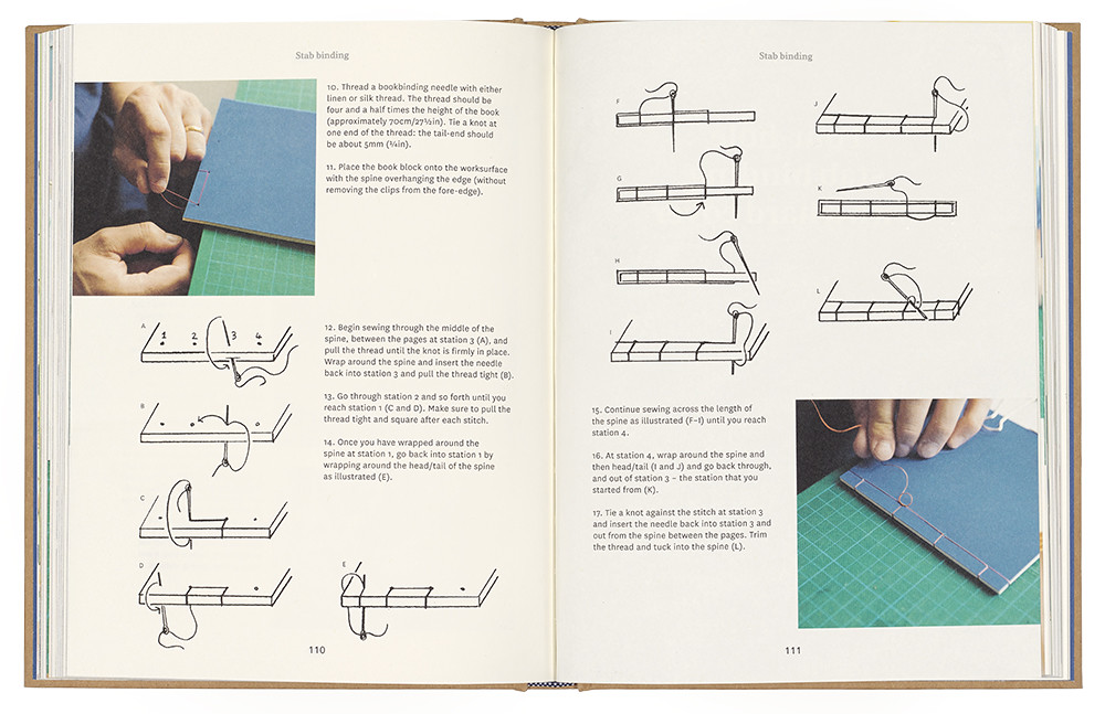 How To Make A Book By Hand : Eye magazine review books on