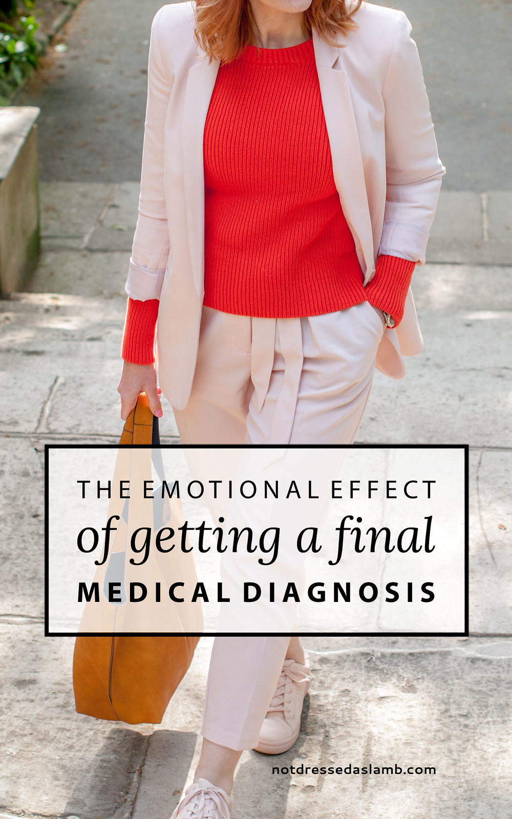 The Importance of Getting a Final Medical Diagnosis | Not Dressed As Lamb, over 40 blog