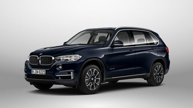 [新聞照片一] BMW X5 xDrive35i榮耀典藏版 限量100台 現金優惠價309萬元起