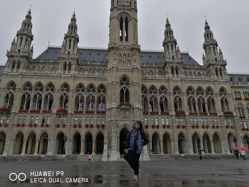 2017 Europe Vienna Rathaus