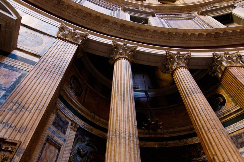 Vatikaani Pantheon rome-1659