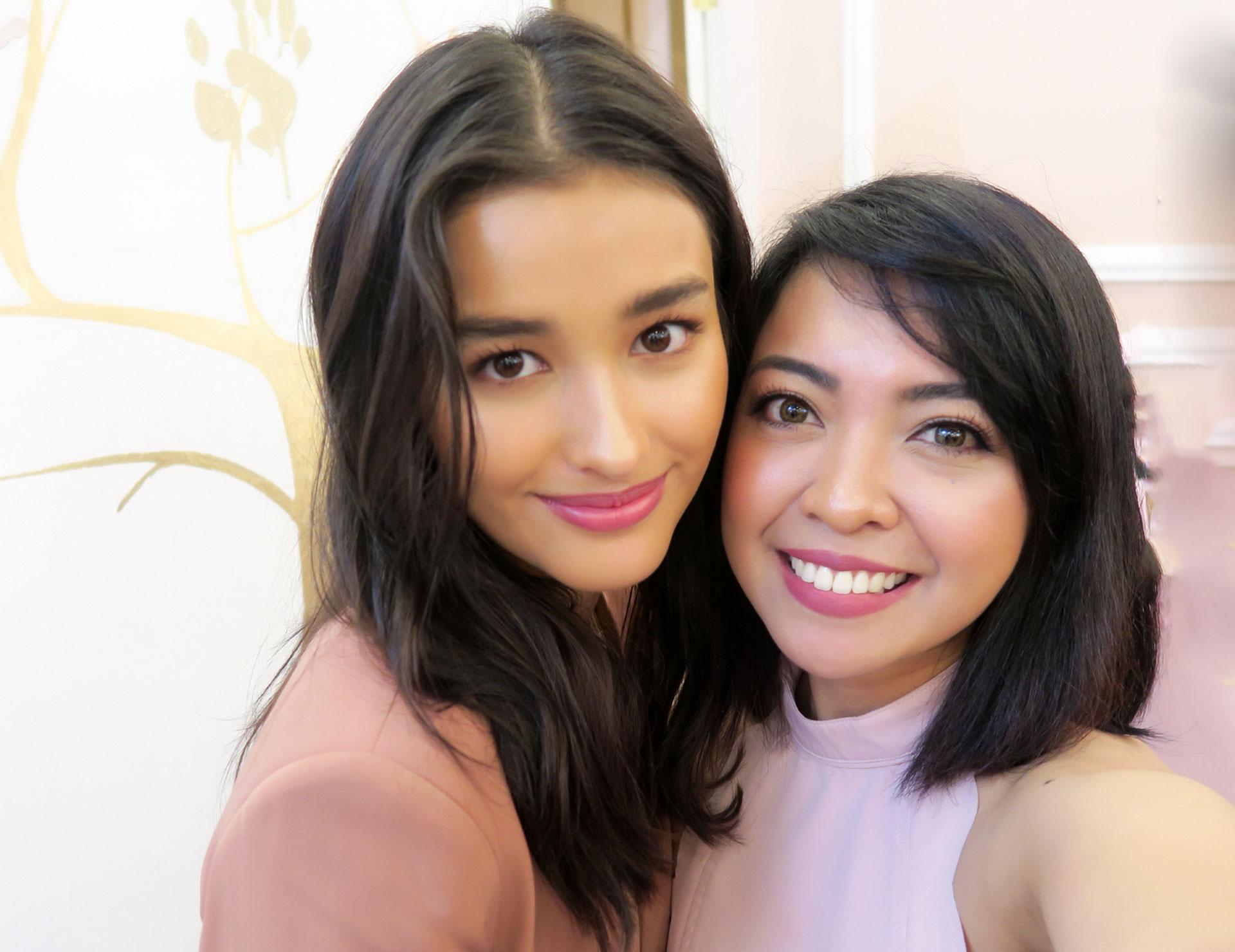 14 Liza Soberano Hope Wellness Grand Launch - Gen-zel She Sings Beauty