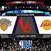 New York Knicks-Los Angeles Lakers Dec 12 2017