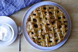 dutch apple pie / hollandse appeltaart