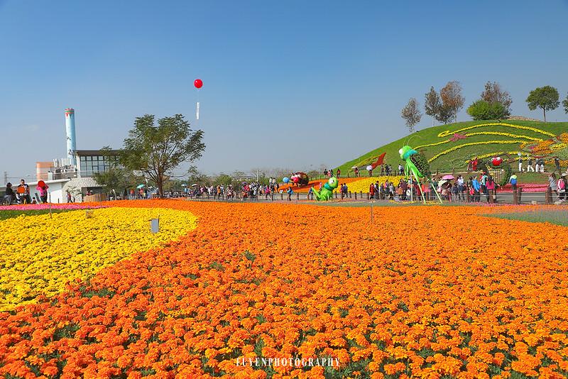 2017臺中國際花毯節12