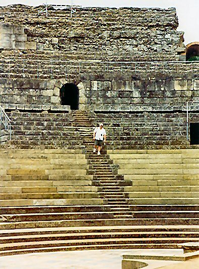 Merida amphitheatre 2