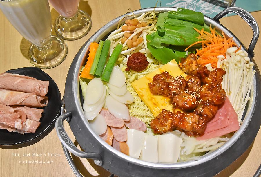 台中O八韓食Menu菜單07