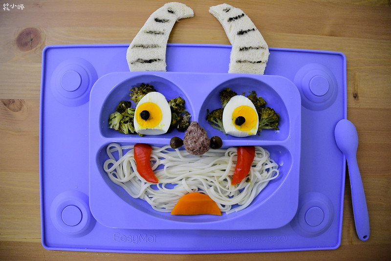 easymat餐盤防拔嬰兒餐具吸盤嬰兒餐具推薦嬰兒副食品餐具推薦EasyMat防滑矽膠餐盤 (6)