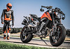 miniature KTM 790 Duke 2018 - 21