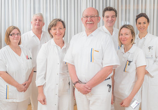 Cancer Chirurgen Team, Hospital Tulln, Austria