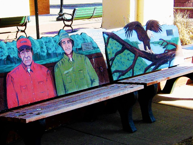 A BENCH FOR GRUMPY OLD MEN
