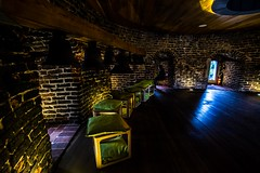 Inside the Tower, Vilnius, Lithuania