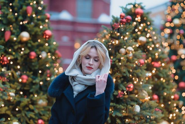 Moscow Winter Photo-Shoot (2017) Mango