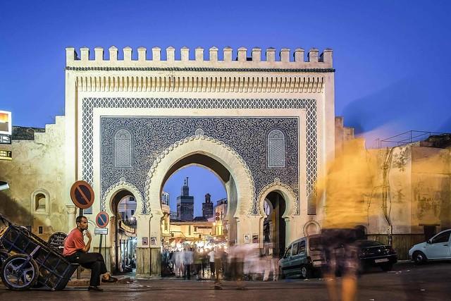 Fez, Morocco 2018
